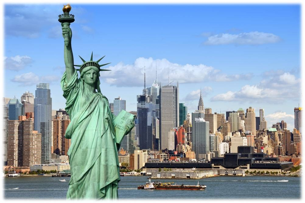 纽约旅游的经典系列
